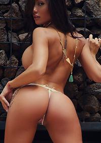 Argentinian Playboy Beauty Belen Lavallen