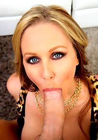 Julia Ann Cumshot On Tits