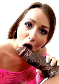 Lola Gets Interracial Pounded