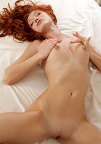 Michelle H Gorgeous Redhead Babe