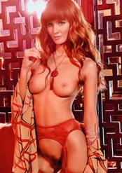 Playboy Babe Dominique Jane